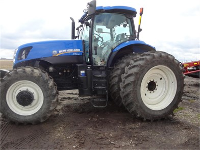 NEW HOLLAND T7 230 For Sale - 39 Listings | TractorHouse com - Page
