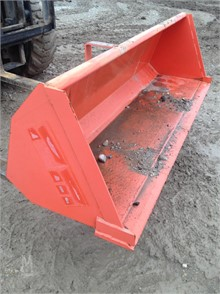 Kubota Attachments And Components For Sale - 649 Listings