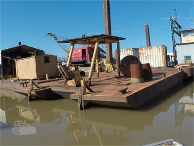 33' X 23' WELD BARGE Other Items Auction Results - 1