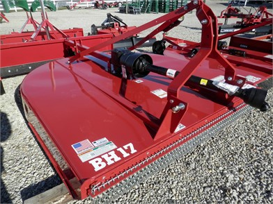 BUSH HOG BH17 For Sale - 27 Listings   TractorHouse com - Page 1 of 2