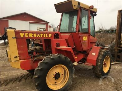 VERSATILE Tractors Auction Results - 110 Listings | AuctionTime com