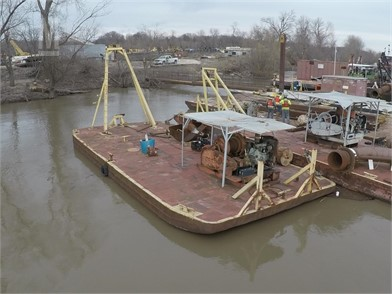 48'X22'x3' ANCHOR BARGE Other Auction Results - 1 Listings