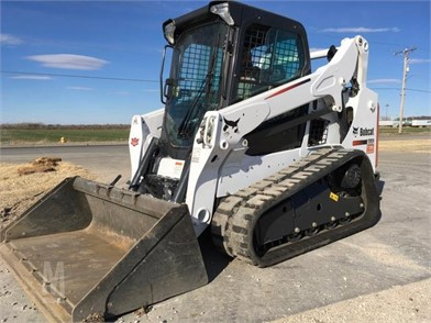 Bobcat Track Skid Steers Auction Results - 947 Listings | MarketBook