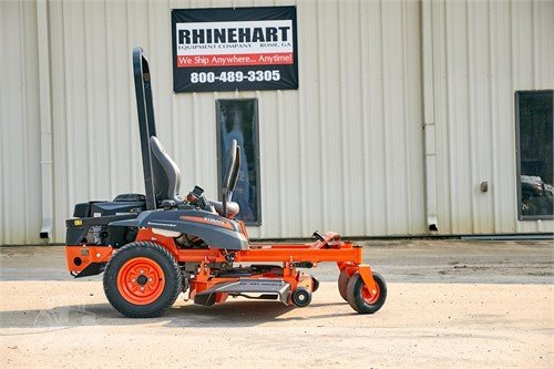 New Kubota Lawn Mowers For Sale By Rhinehart Equipment - 12