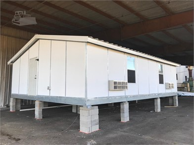 Pre-Packaged Camp House Kit 24'X32' Buildings Auction Results - 2