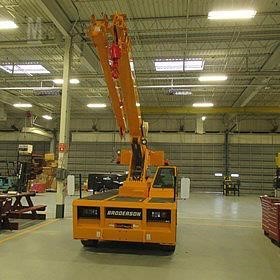 2010 BRODERSON IC80-3H For Sale In Truckee, California