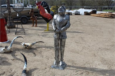 f3959c657 5' Metal Knight Other Auction Results - 2 Listings | MachineryTrader ...