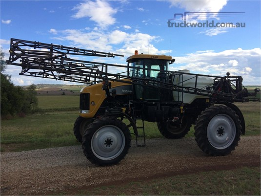 2015 Spra-coupe 7660 Farm Machinery for Sale