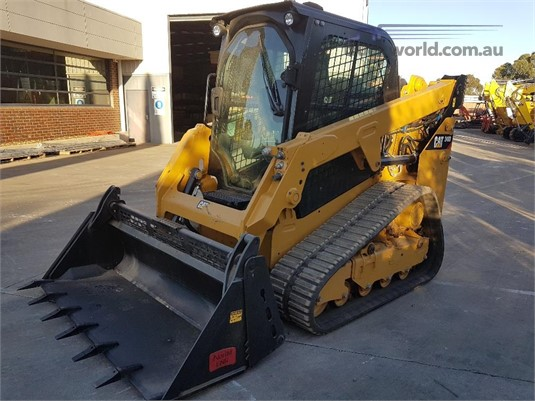 2016 Caterpillar 249D - Heavy Machinery for Sale