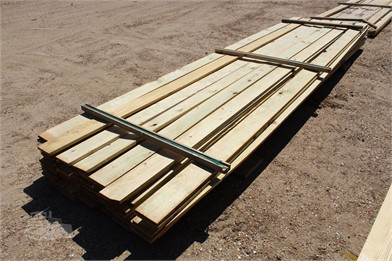 Lot Of (87) 1X6x14 Koat Boards Other Auction Results - 1