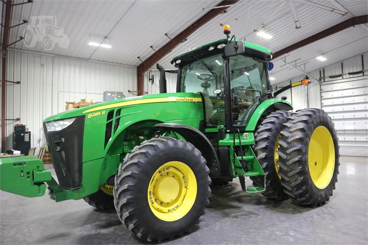 2012 JOHN DEERE 8285R For Sale In Sikeston, Missouri | www ...