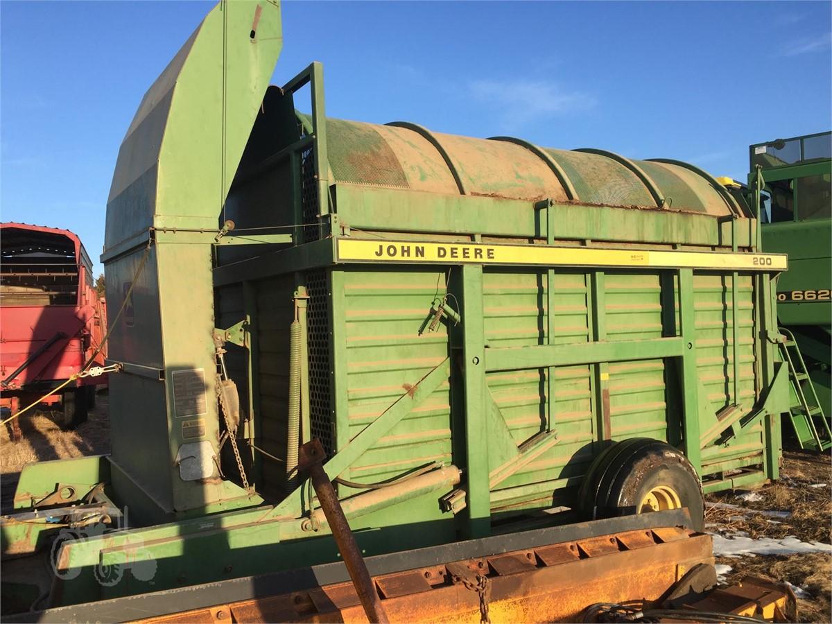 JOHN DEERE 200 For Sale In Norfolk, Nebraska | www