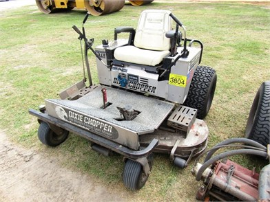 DIXIE CHOPPER X2503 ZTR MOWER R/K Other Auction Results - 1