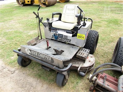 DIXIE CHOPPER X2503 ZTR MOWER R/K Other Auction Results - 1 Listings on