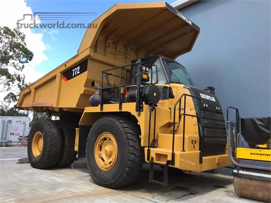2012 Caterpillar 772 - Heavy Machinery for Sale