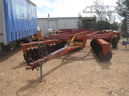 Belmac H68S - Truckworld.com.au - Farm Machinery for Sale