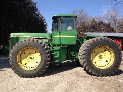 JOHN DEERE 8850 Auction Results - 34 Listings | TractorHouse