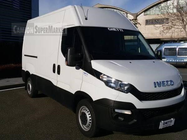 Iveco DAILY 35E4 #Used
