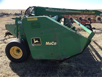 JOHN DEERE 1600A Auction Results - 29 Listings | TractorHouse com