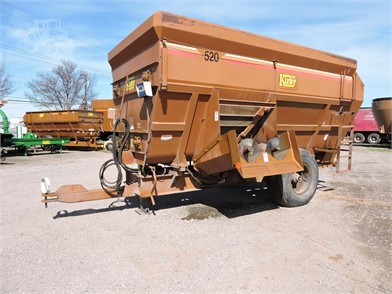 KIRBY MFG INC Feed/Mixer Wagon For Sale - 57 Listings | TractorHouse