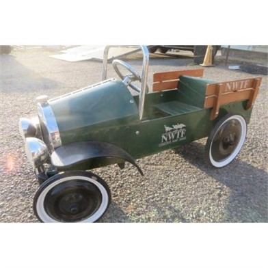 Pedal Car Go Carts Auction Results 1 Listings