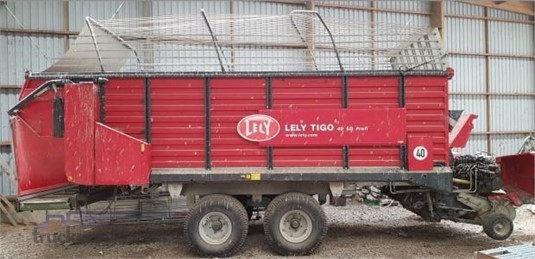 1999 Lely TIGO - Truckworld.com.au - Trailers for Sale