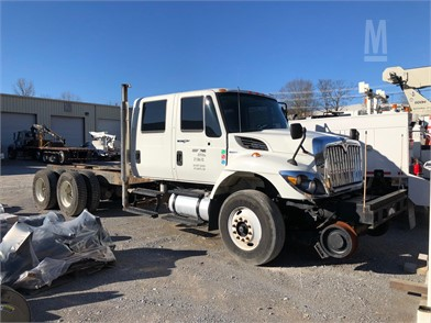 INTERNATIONAL 7400 Cab & Chassis Trucks Auction Results - 75