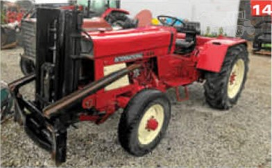 INTERNATIONAL 484 For Sale - 8 Listings | TractorHouse com