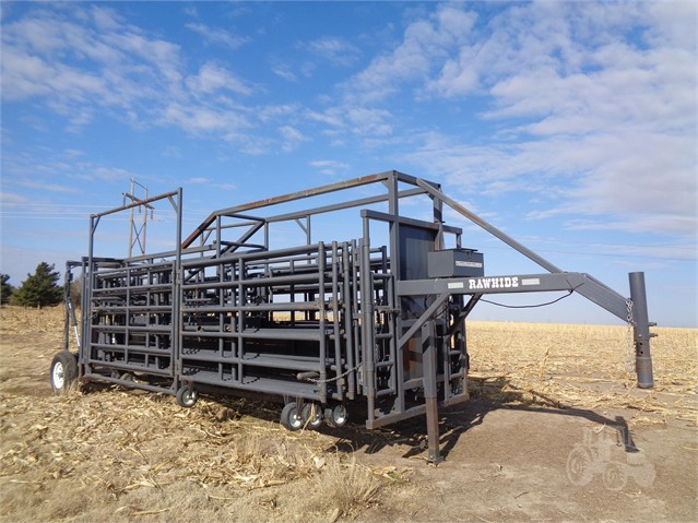 2014 RAWHIDE PORTABLE CORRAL For Sale In Scott City, Kansas