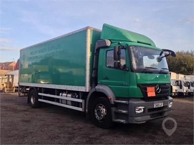 2010 MERCEDES-BENZ ATEGO 824 at TruckLocator.ie