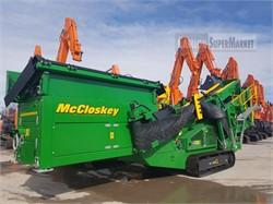 MCCLOSKEY S80  Uzywany