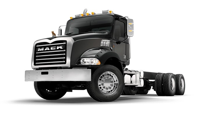 Mack Granite Now Has More Ground Clearance For Underbody