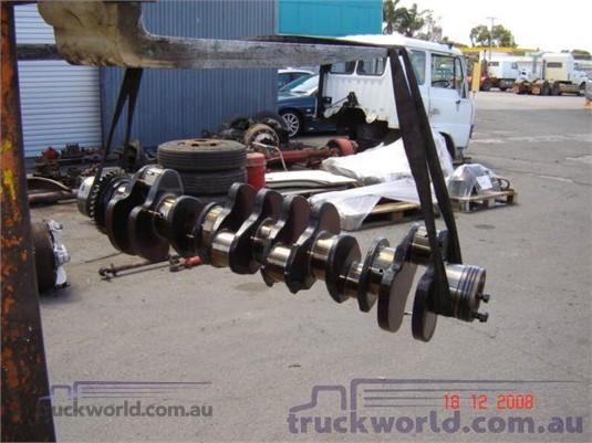 Detroit Diesel Crankshaft Engines/Motors part & accessory for