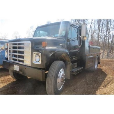 INTERNATIONAL 1824 Trucks Auction Results - 1 Listings