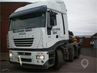 Used IVECO STRALIS 430 Trucks for sale in the United Kingdom