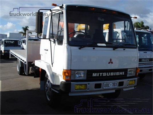 1986 Mitsubishi FK415 City Trucks - Trucks for Sale