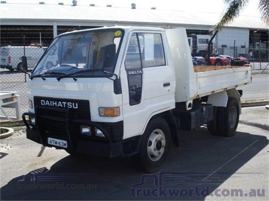 1988 Daihatsu Delta City Trucks - Trucks for Sale
