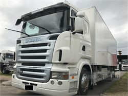 SCANIA R400  used