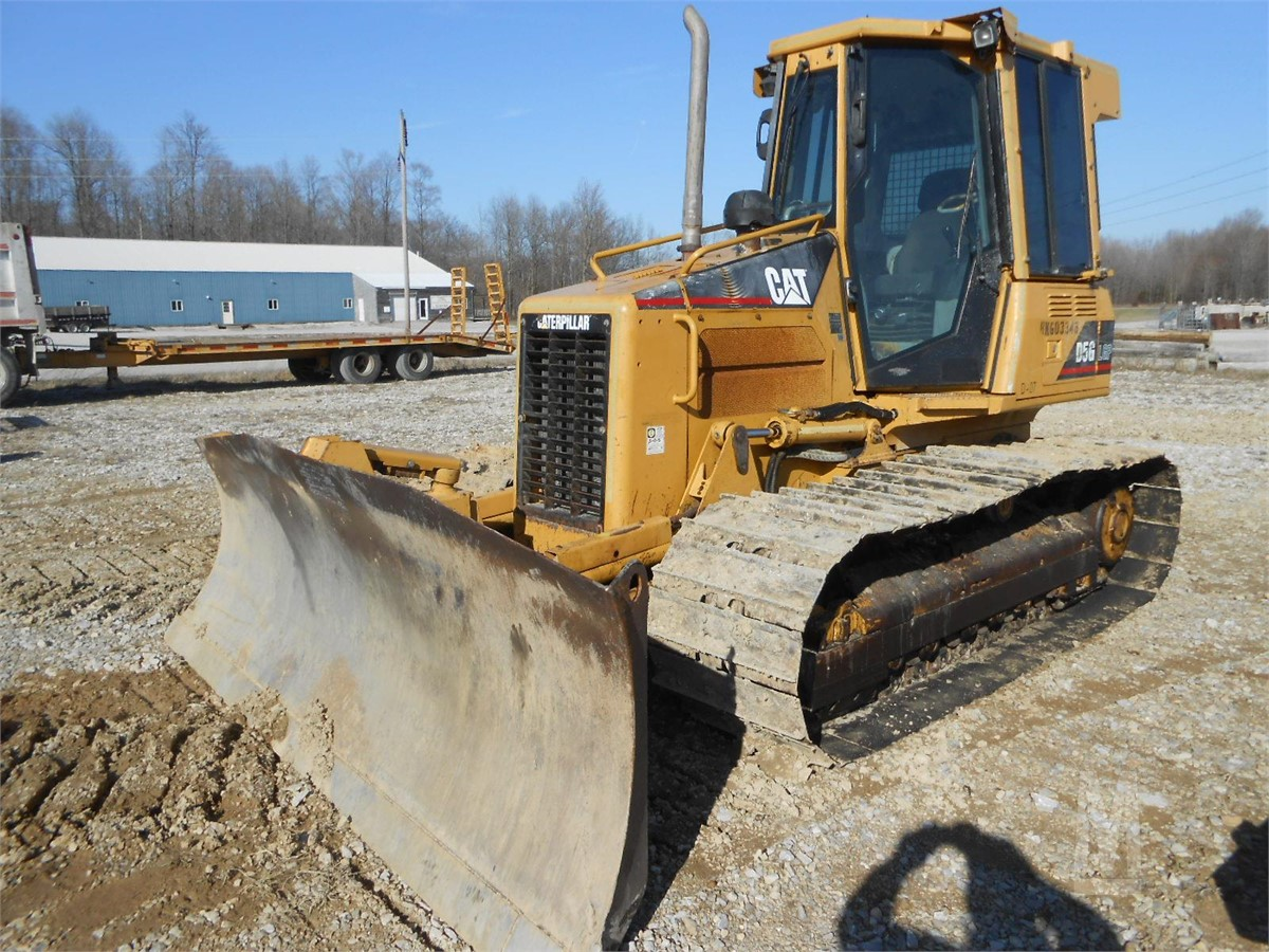 2007 CAT D5G LGP For Sale In Bloomington, Indiana