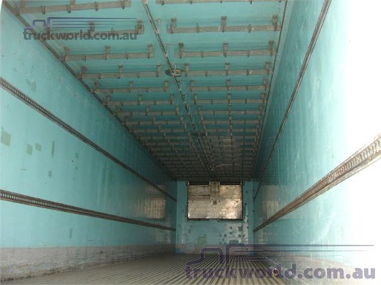 1988 Maxi Cube Refrigerated Van Trailer Coast to Coast Sales & Hire - Trailers for Sale