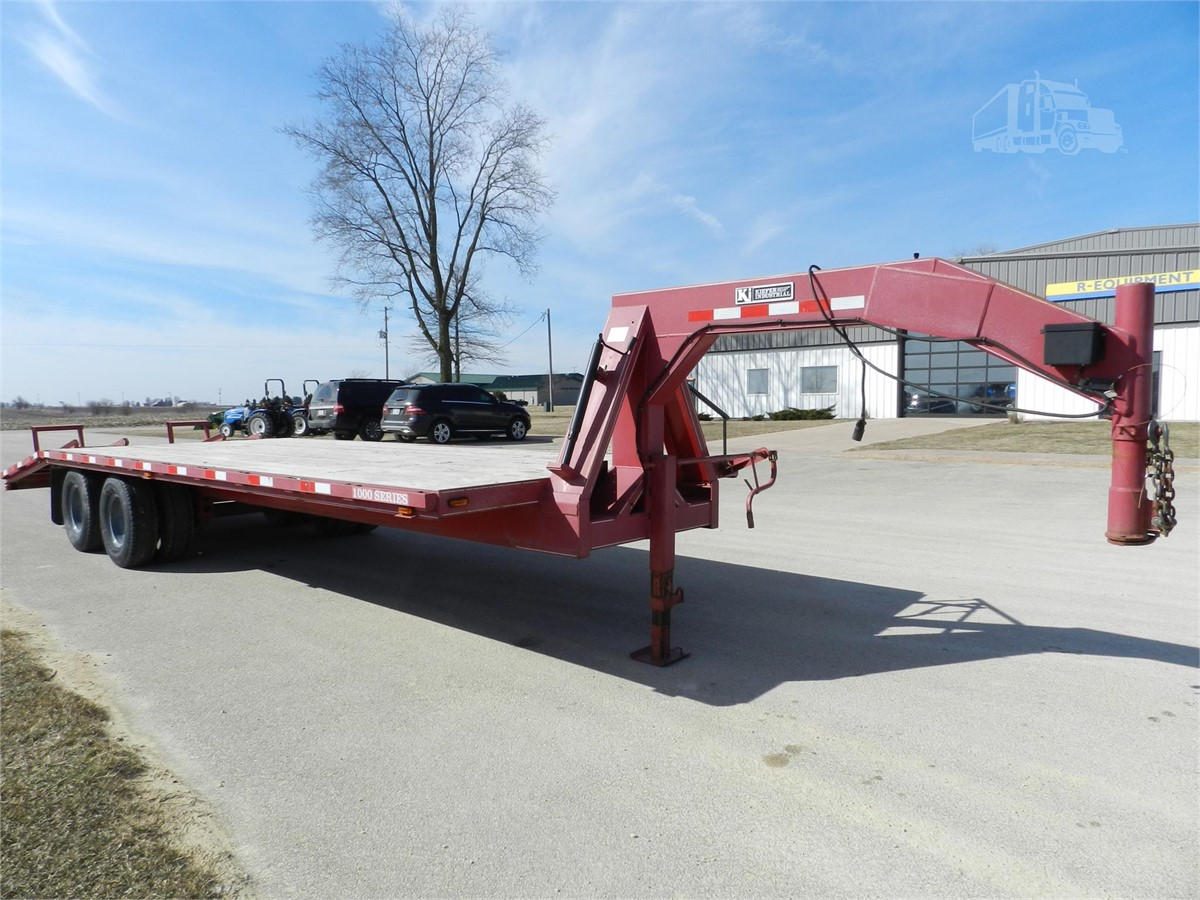 2000 KIEFER SERIES 1000 For Sale In Sycamore, Illinois | www.requipment.biz