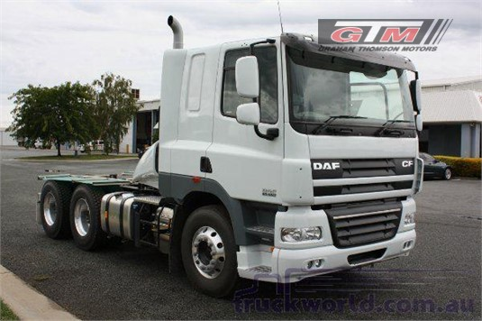 2019 DAF Stock Trucks Graham Thomson Motors - Trucks for Sale