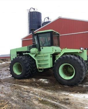 1985 STEIGER PANTHER 1000 CP1325 For Sale In Farley, Iowa