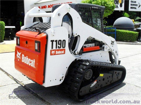 1950 Bobcat T190 Skid Steers heavy machinery for sale Southern Tool
