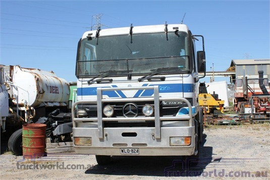 2002 Mercedes Benz Actros 2643 - Wrecking for Sale
