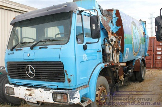 1991 Mercedes Benz 1422 - Wrecking for Sale
