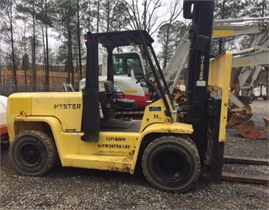 HYSTER H155XL For Sale - 12 Listings | MachineryTrader com - Page 1 of 1