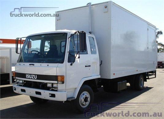 1996 Isuzu FSR City Trucks - Trucks for Sale