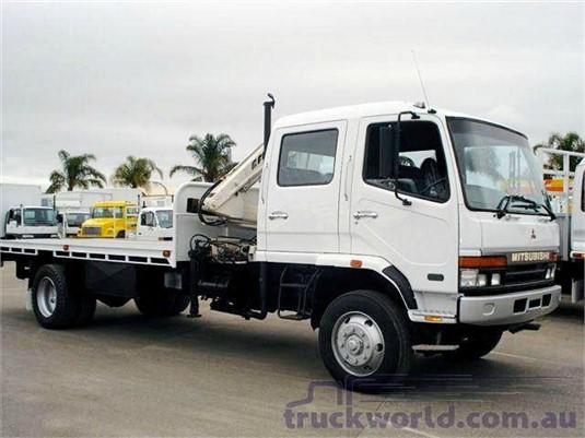 1997 Mitsubishi FM618 - Trucks for Sale