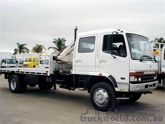1997 Mitsubishi FM618 City Trucks - Trucks for Sale